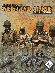 Lock 'N Load Tactical: Heroes of Normandy - We Stand Alone (Battles of Easy Company)